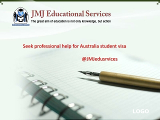 Seek professional help for Australia student visa