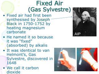 fixed air gas sylvestre