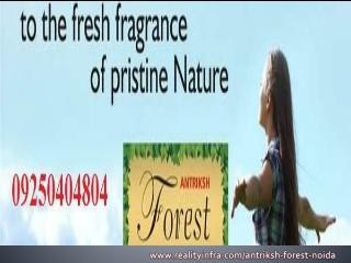 Antriksh Forest noida