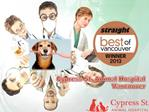 Cypress St. Animal Hospital Vancouver