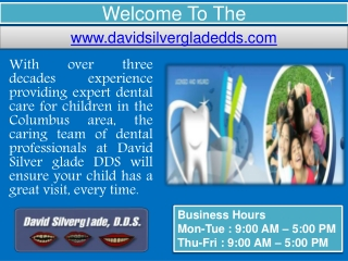 Baby Dentist In Columbus - TMJ Care - Clear Dental Braces