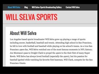Will Selva