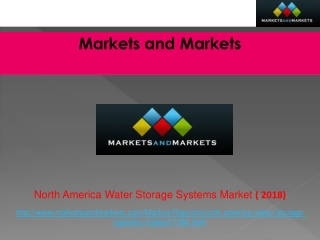 North America Water Storage Systems Market