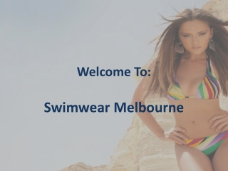How Are Swimsuits Made?
