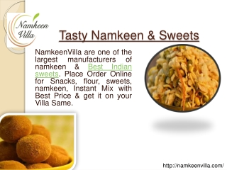 Best Indian Sweets