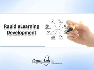 Rapid eLearning Development