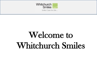 Dentists in Whitchurch Hampshire