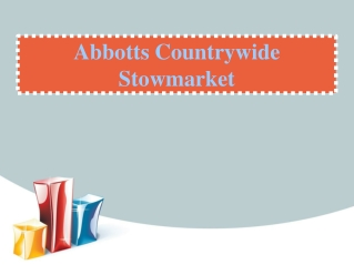 Abbotts Countrywide Stowmarket