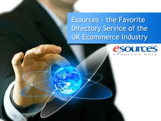 Esources - the Favorite Directory Service of the UK Ecommerc