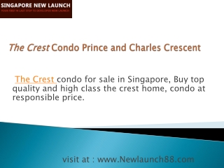 Buying high Class Condo Property in Singapore