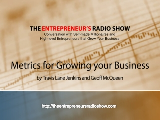 Metrics for Growing Your Business