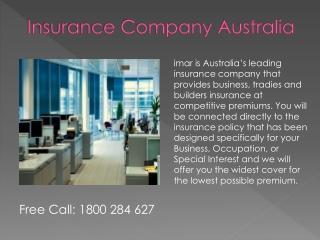 Insurance Company Australia
