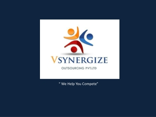 Back Office Outsourcing Services from VSynergize