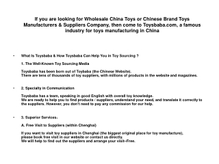 China toy manufacturers, buy toys to Chinese toy Baba