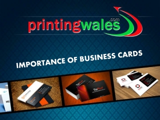 Quality Business Cards in Cardiff – Create Identity