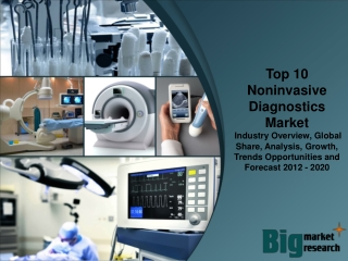 Top 10 Noninvasive Diagnostics Market
