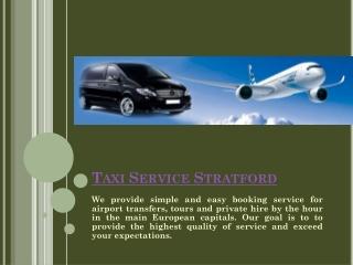 Airport Transfers E15