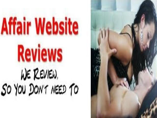 Ashley Madison Reviews