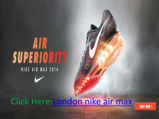 London nike air max