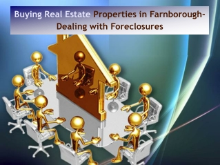 Buying Real Estate Properties in Farnborough