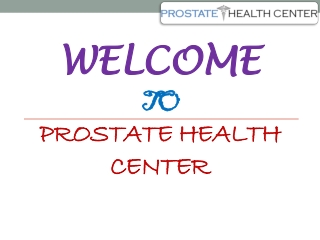 Prostate Support Products