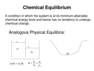 PPT - Topic VI.B Chemical equilibrium: electrochemistry PowerPoint ...