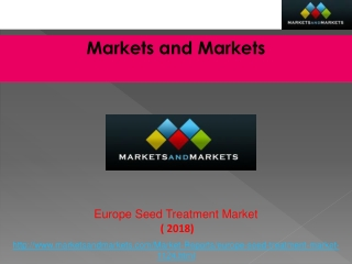 Europe Seed Treatment Market