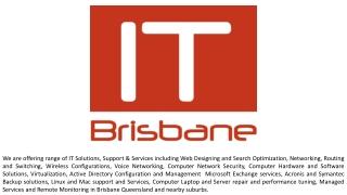 IT Brisbane