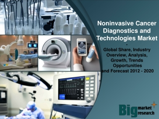 Noninvasive Cancer Diagnostics and Technologies Market