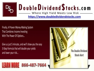 Double Dividend Stocks
