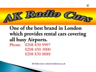 Luton Airport Transfers - Taxis in Luton