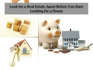 Look for a Real Estate Agent