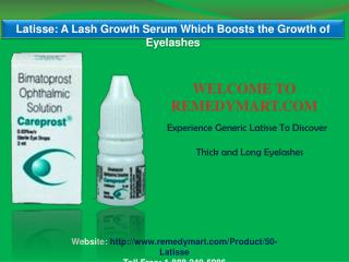 Tips to Get Desired Eyelashes with Latisse