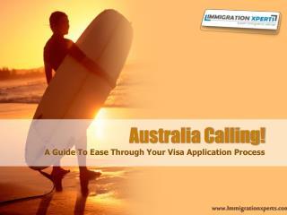 Australia Calling