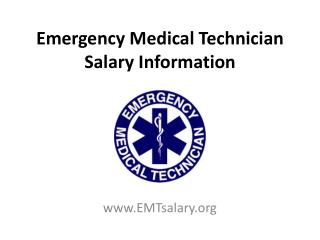 Emergency medical technician (EMT) salary