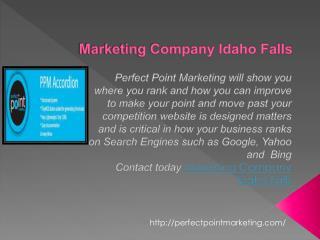 Marketing Company Idaho Falls