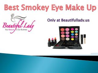 Best Smokey Eye Make Up