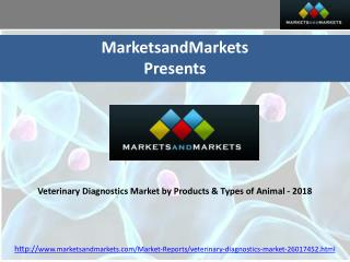 Veterinary Diagnostics Market by Products