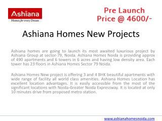 Ashiana Homes Noida Sec- 79