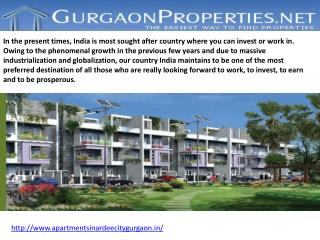 Apartments in Ardee City Gurgaon