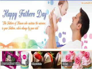 Online fathers day gifts
