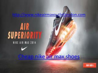 Cheap nike air max shoes