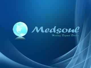 Medsoul - Medical Tourism in India