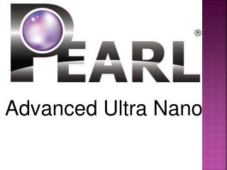 Why choose Pearl Advance Ultra Nano waterless polish?
