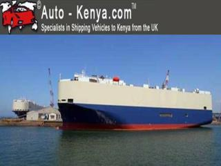 Ship a Car to Uganda