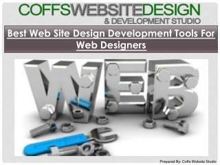 Best Web Site Design Development Tools For Web Designers
