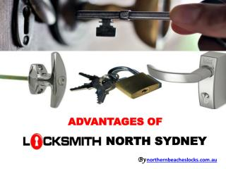 Effective Locking Solution From Locksmith North Sydney