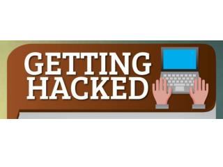 Getting Hacked Infographic by Conroy Consults