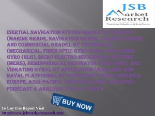 JSB Market Research: Inertial Navigation System Market by P