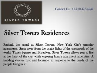 Silver Towers Residences